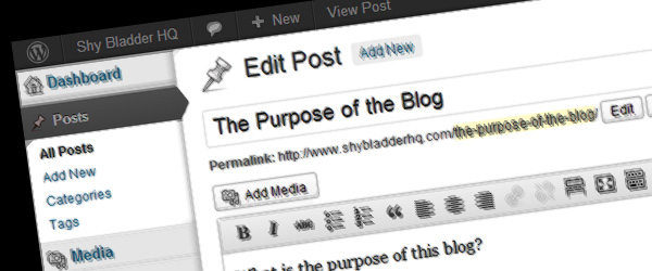 Purpose Of This Blog
