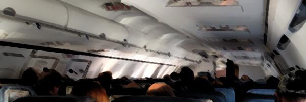 17 Hour Plane Trip