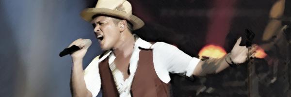 The Bruno Mars Concert